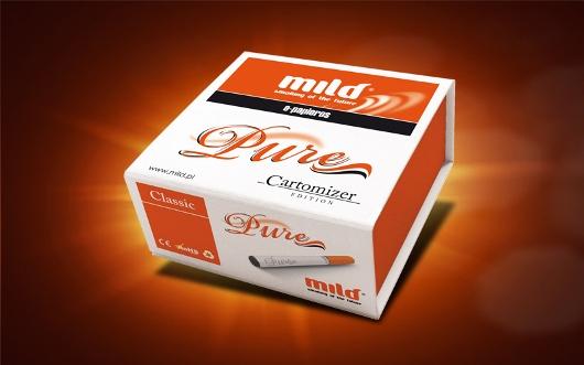 model Mild Pure Classic - Cartomizer 2 edition