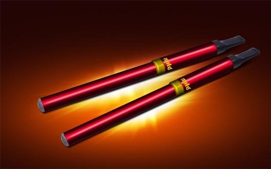 model Mild M201 Pen Cherry Line e-papieros