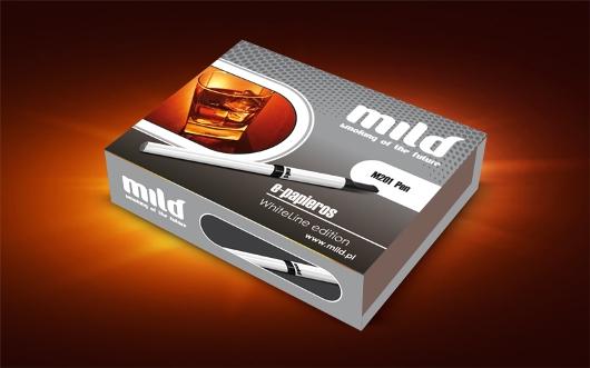 model Mild M201 Pen White Line